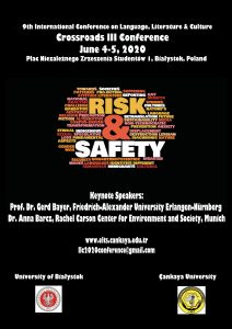 Risk and Safety conference poster